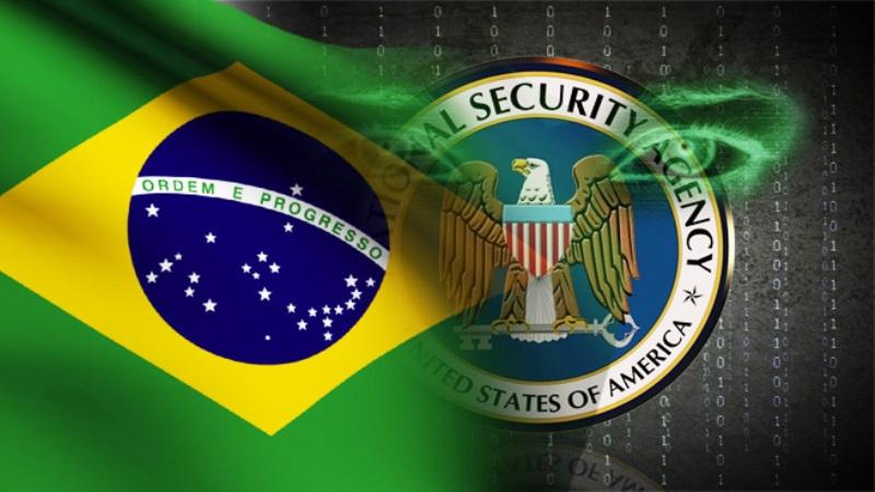 Presidente Dilma Rousseff foi vitima de espionagem do Governo dos EUA