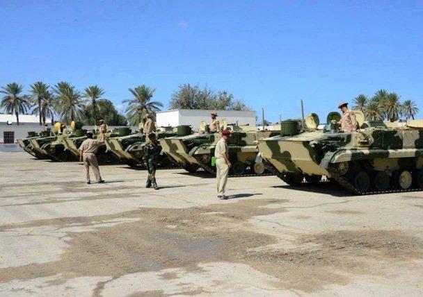 """Líbia recebe primeiras unidades do sistema Anti-carro de combate  """"Crisântemo-S"""""""