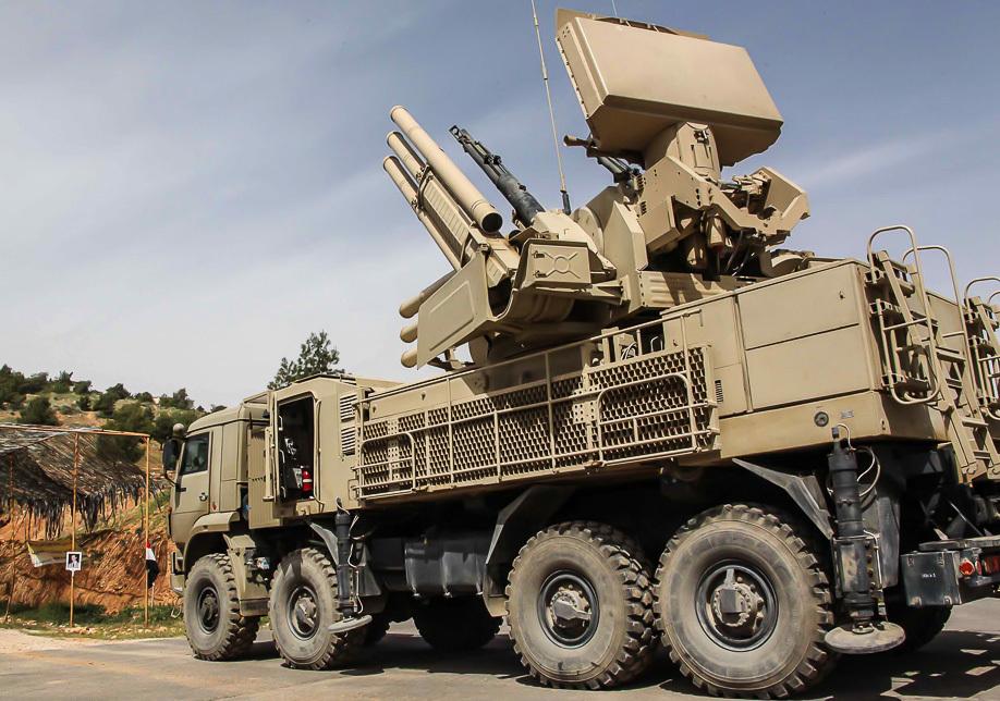 Estados Unidos e o ataque à Síria, reflexões sobre a capacidade Anti Aérea defensiva