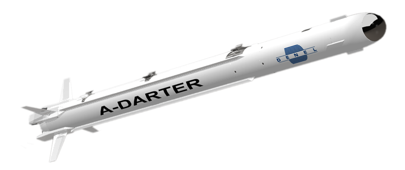 A-Darter começa a ser produzido este ano em São José dos Campos