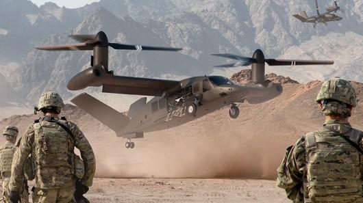 Lockheed Martin e Bell juntas no projeto V-280 Valor