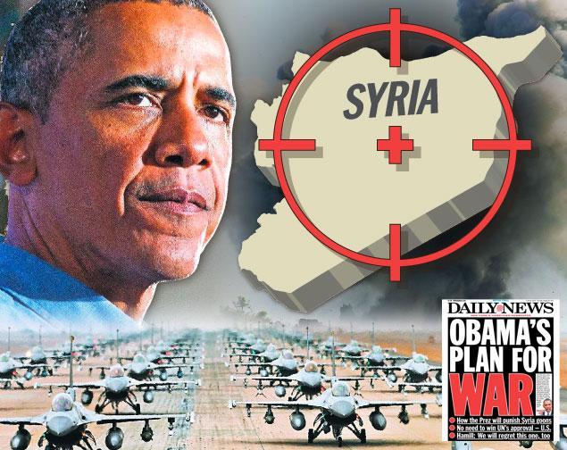 Obama diz que tem 'estratégia ampla' para ação na Síria