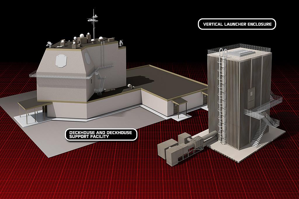 Estados Unidos e OTAN iniciam instalação do escudo antimísseis europeu