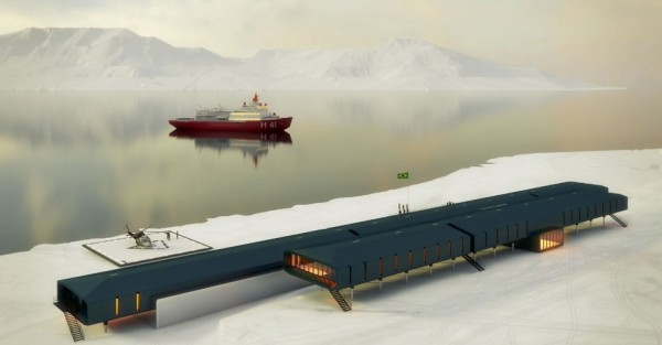Nova base na Antártida tem custo estimado em R$ 110 mi