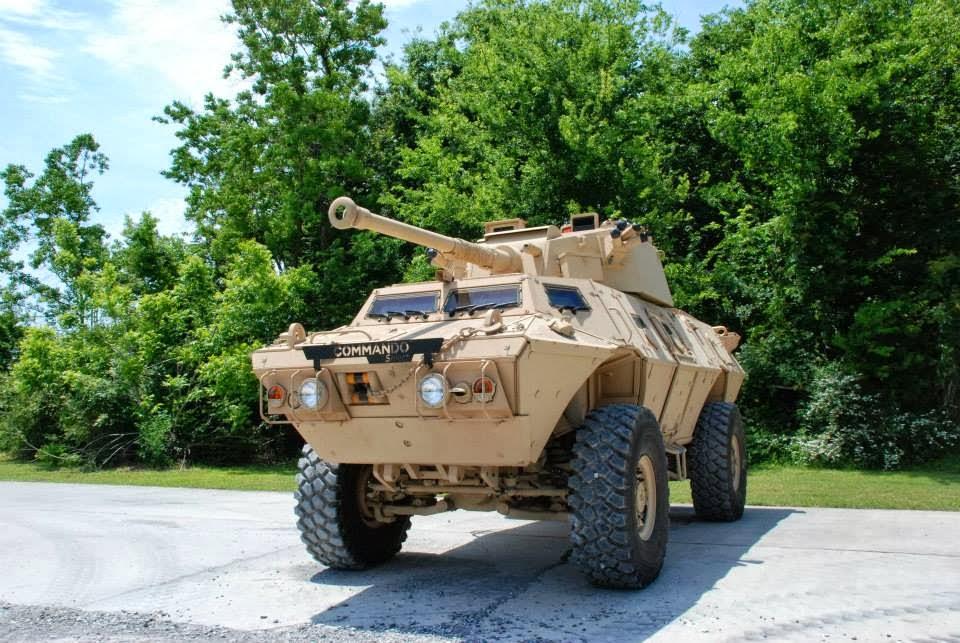 Vídeo: Veículos COMMANDO Armoured – Textron Marine & Land Systems