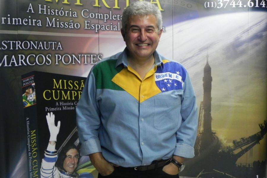 """""""Mars One irá se sacrificar"""", diz Pontes"""