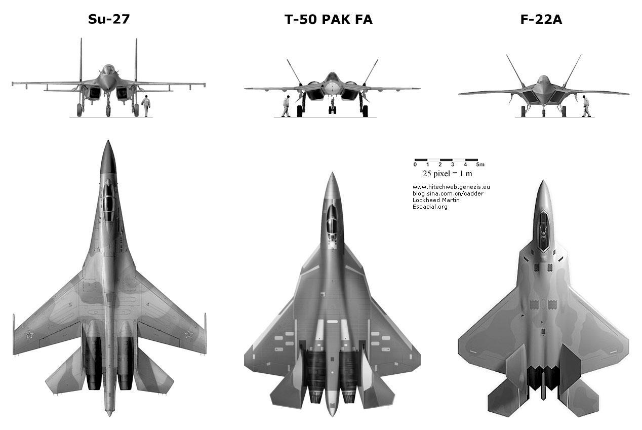PAK FA T50 Sukhoi (1)