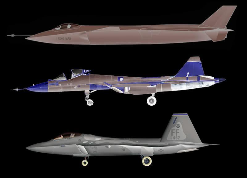 PAK FA T50 Sukhoi (2)