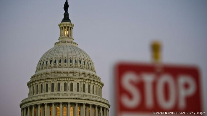 Impasse orçamentário nos EUA coloca em perigo economia global