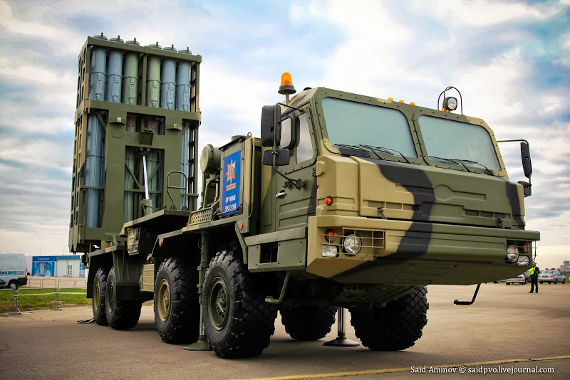S-350E Vityaz, sobre medida para o Exército Brasileiro?