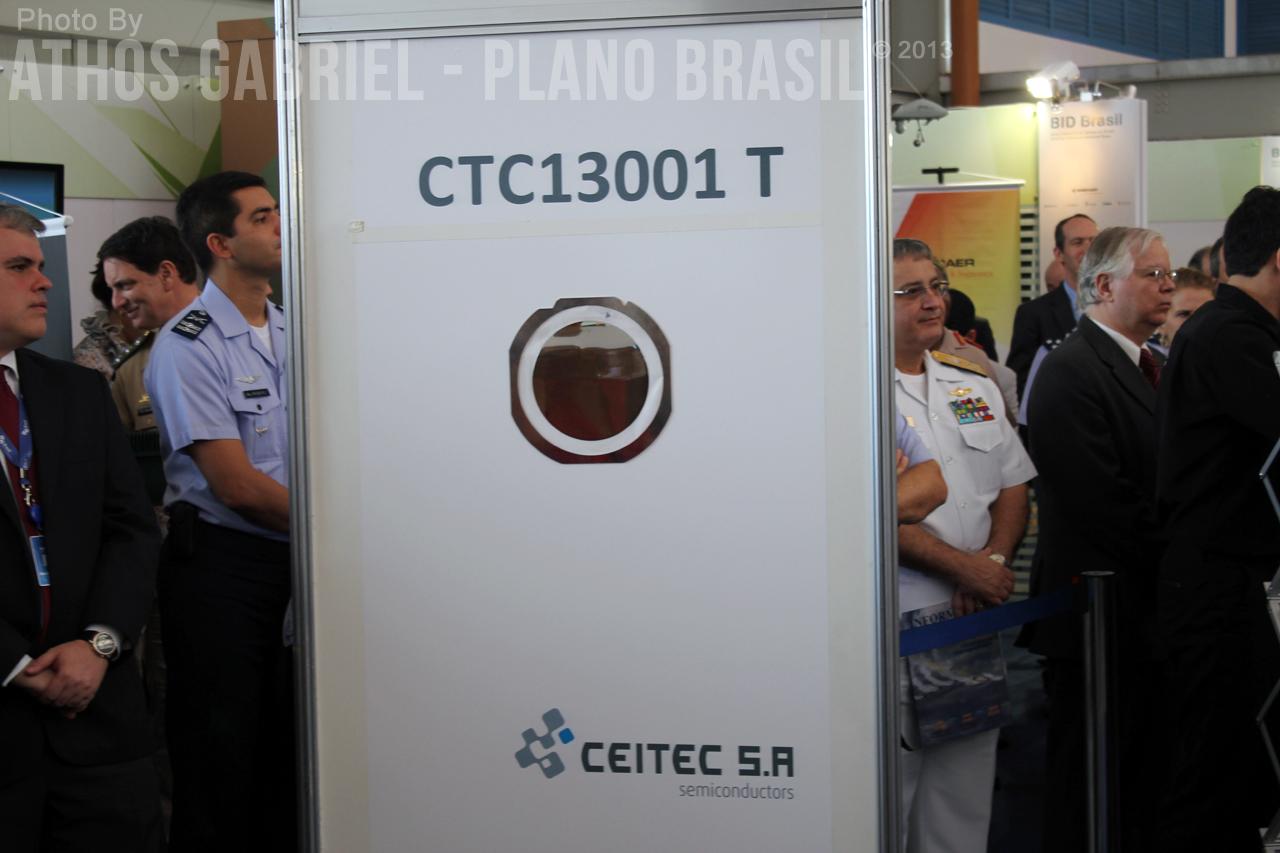 Lançamento do chip CTC13001 T