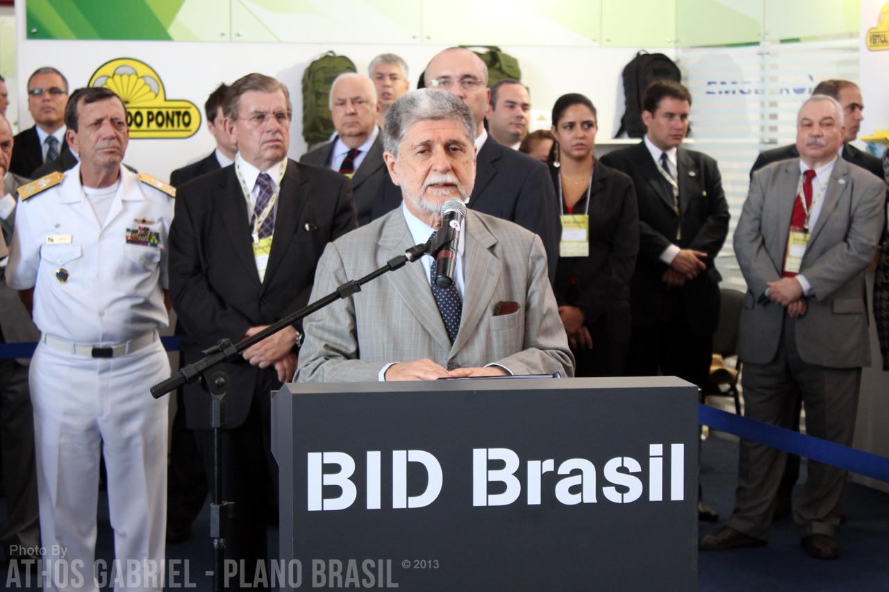 Ministro Celso Amorim