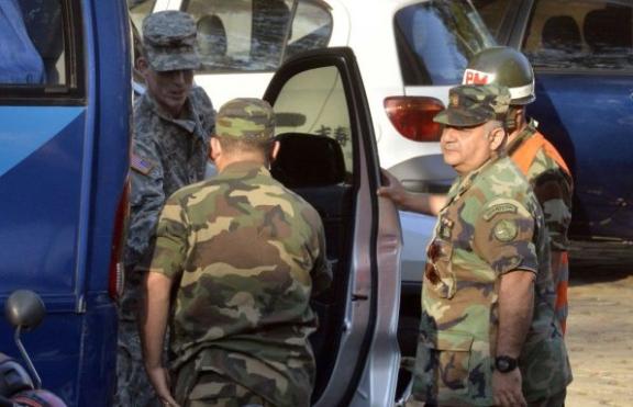 Paraguai negocia com EUA a participação de forças americanas na luta contra o Exército do Povo Paraguaio (EPP)
