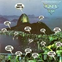"""Plano Brasil/Recordação: Programa """"Good Times"""" da Rádio 98 FM, Rio de Janeiro"""