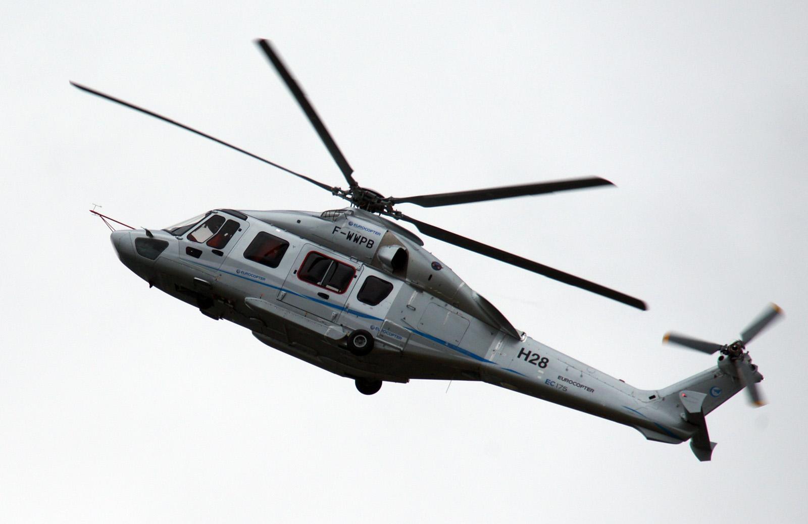 F-WWPB Eurocopter EC175
