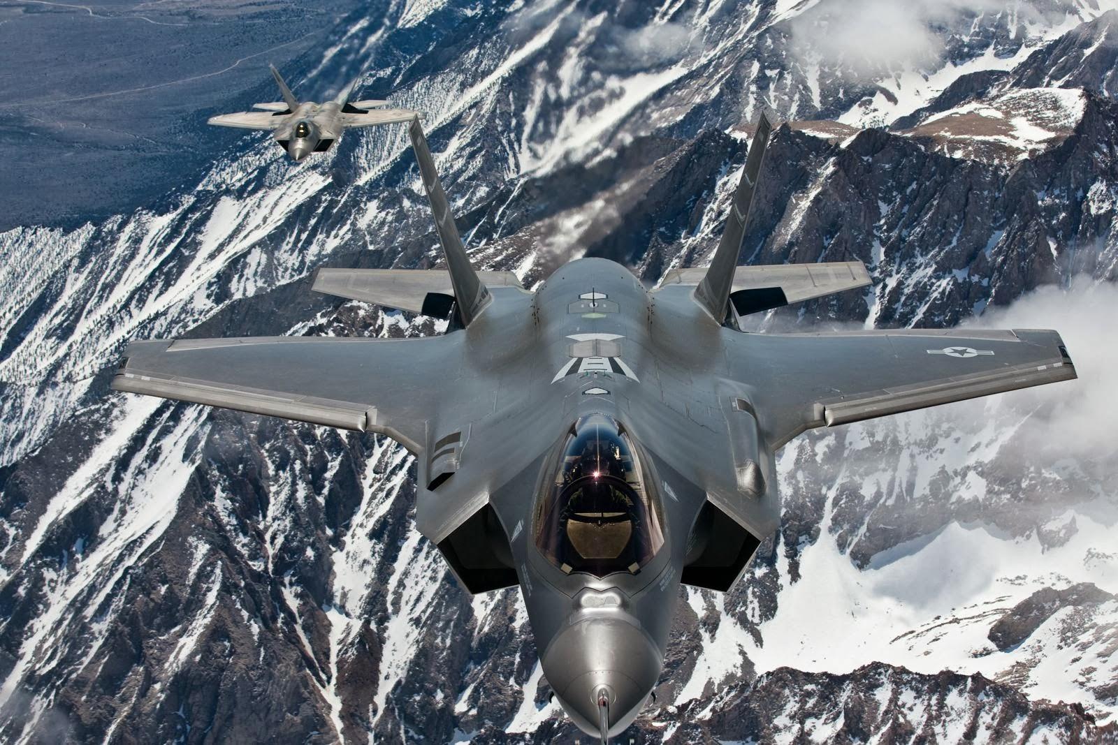 Estimativa de custo de meia vida do F-35 é avaliada em US$ 1,45 tri