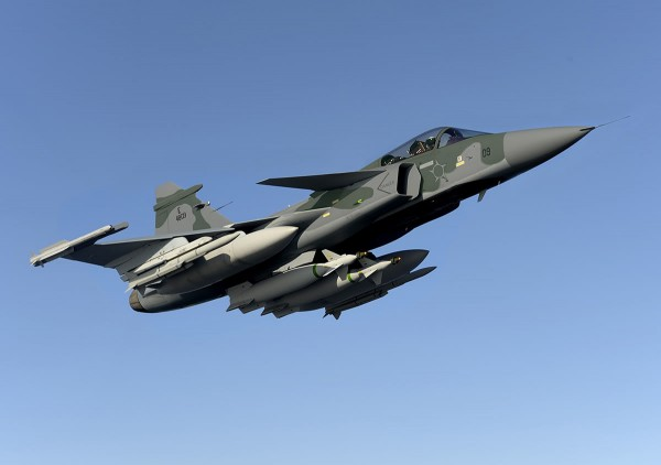 "FAB: ""108 caças Gripen NG confirmados?"""