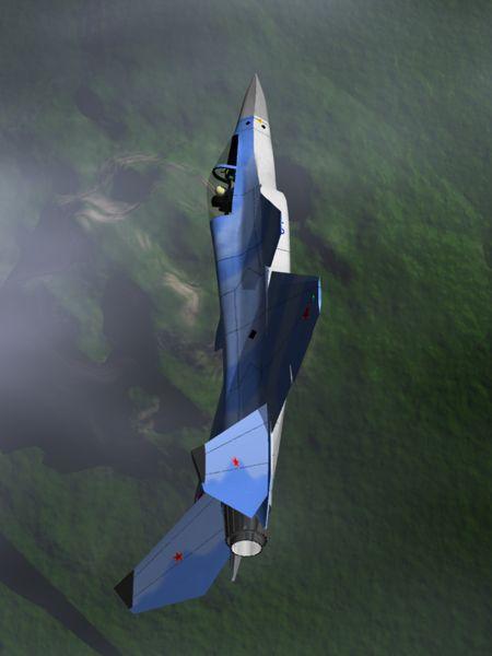 Rússia desenvolverá caça leve de 5ªGeração