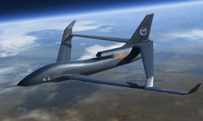 O Soaring, provavlemnete sejaa resposta chinesa a uma aeronave do tipo RQ-4 Global Hawk