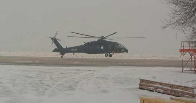 """Atualizado: China revela o seu """"Black Hawk- lee """"Z -20"""