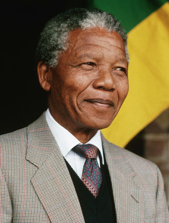 Morre Nelson Mandela, ex-presidente e líder histórico da África do Sul