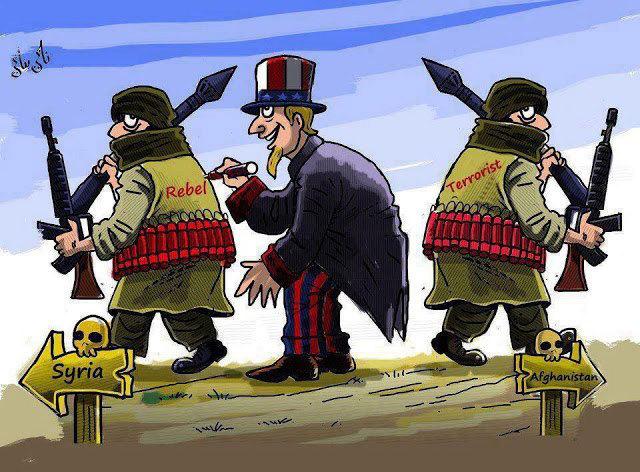 EUA e Reino Unido suspendem ajuda não letal a rebeldes no norte da Síria