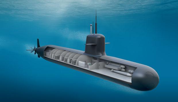 SBR-2 'Humaitá' (S41) – ICN avança na fabricação do segundo submarino convencional do Prosub