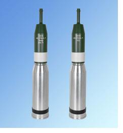 Munição 120 mm HE DM 11