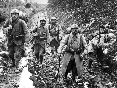 Ecos da Primeira Guerra