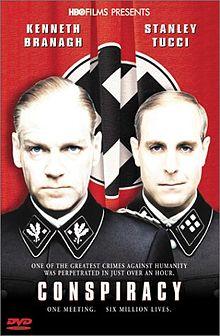 Sugestão de Filme: Conspiração (Conspiracy, 2001, co-produção HBO/BBC)