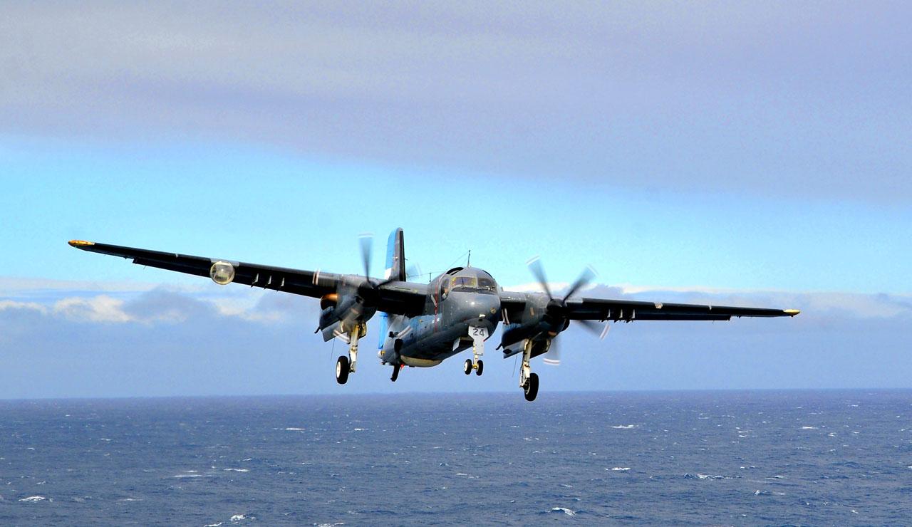 Marinha assina Acordo de Cooperação Técnica para prosseguimento do Contrato de Obtenção das Aeronaves C-1A