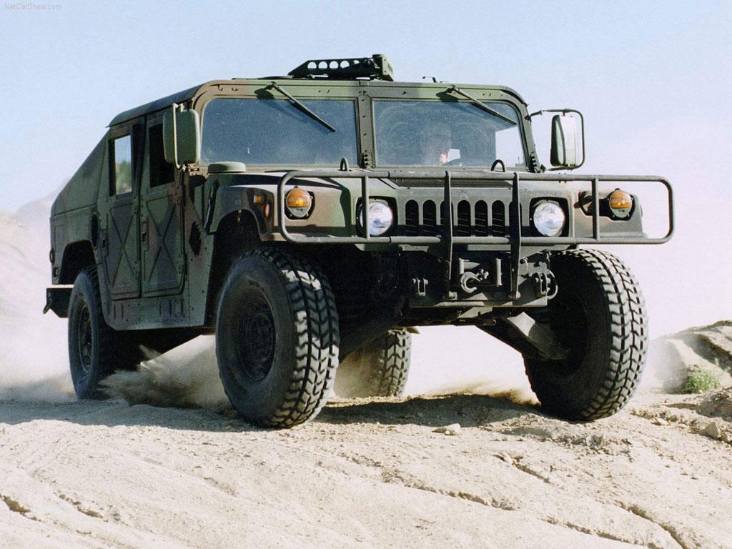 Peru compra mais Humvees