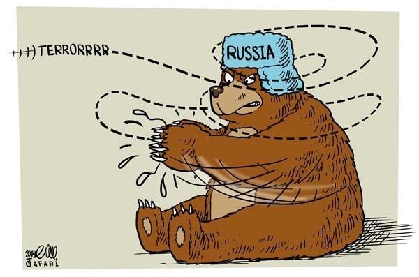 Como Putin responderá ao terrorismo?
