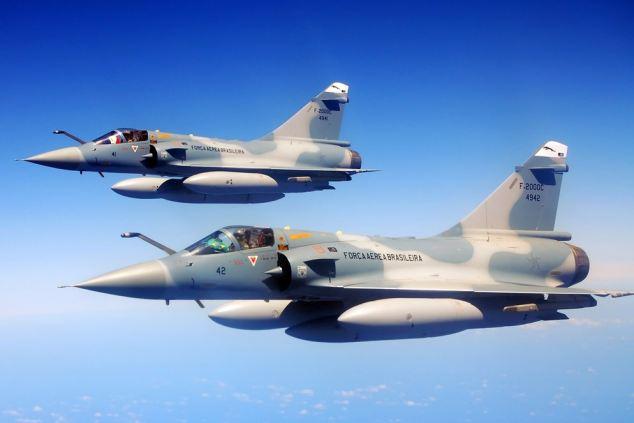 Mirage 2000 da FAB para a Força Aérea Argentina?