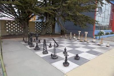 """Mudança Energética: """"O novo xadrez do petróleo"""""""