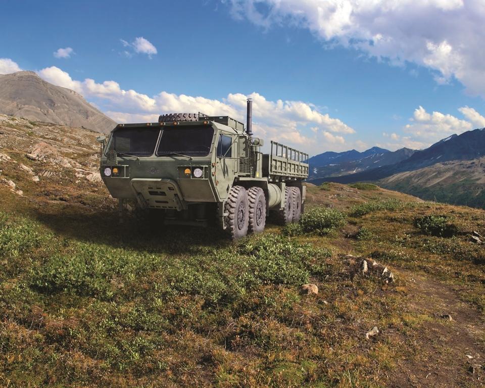 Oshkosh Defense Canada oferece às Forças Armadas do Canadenses a nova geração de veículos MSVS SMP