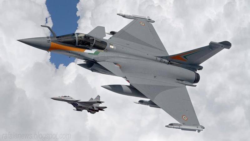 Venezuela, interesada en el Rafale dentro de sus planes de fortalecimiento aéreo