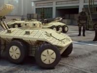 Vídeo: Escorpião o conceito de veículo  não tripulado de combate