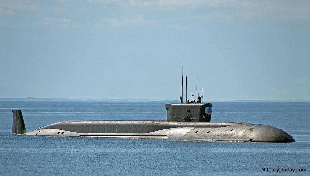 Rússia inicia construção de dois Borei este ano