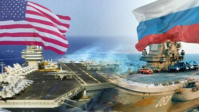 Ataque dos EUA à Síria é repelido pela Rússia no Mediterrâneo