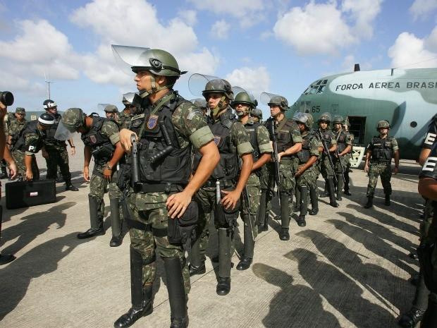 Forças Armadas têm agora manual com diretrizes para emprego da Garantia da Lei e da Ordem