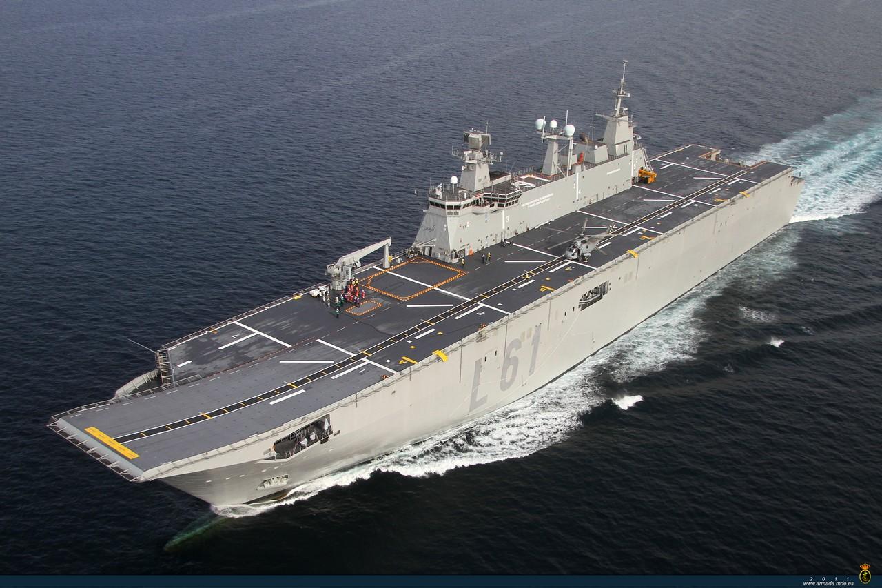 Navantia construirá navios para a Turquia