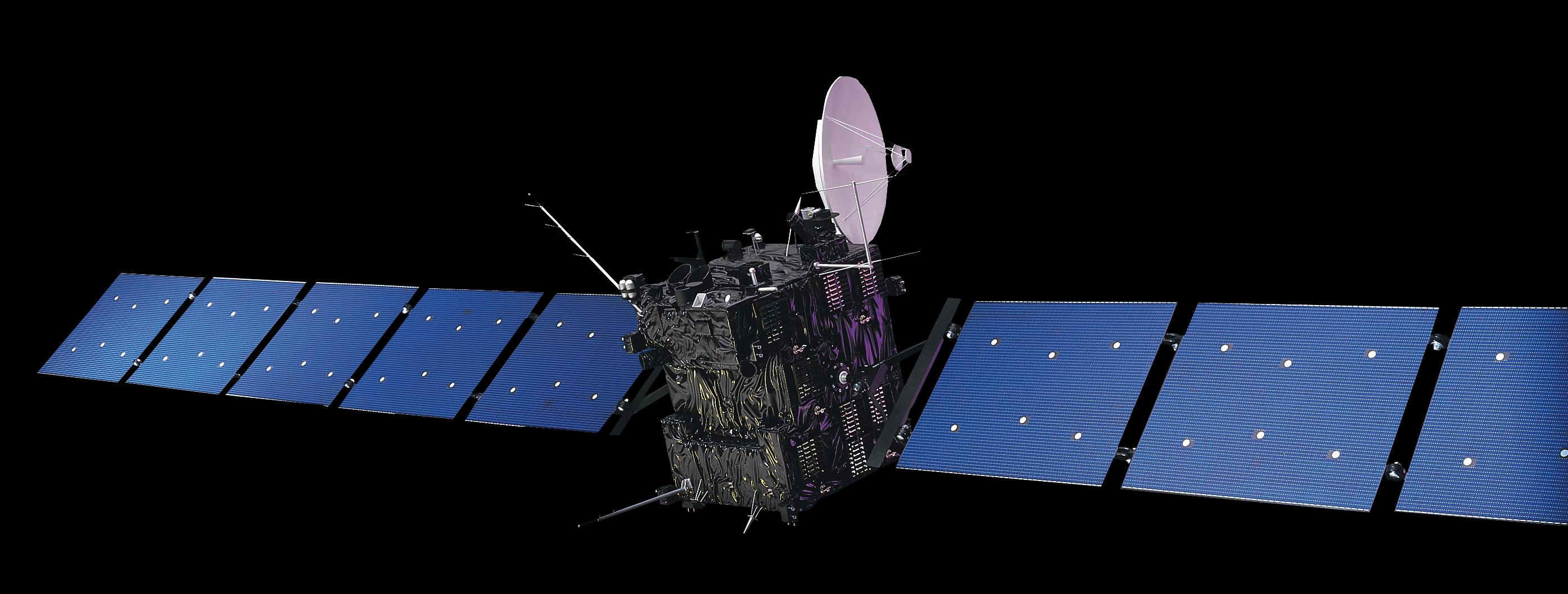 Vídeo: Wake up Rosetta