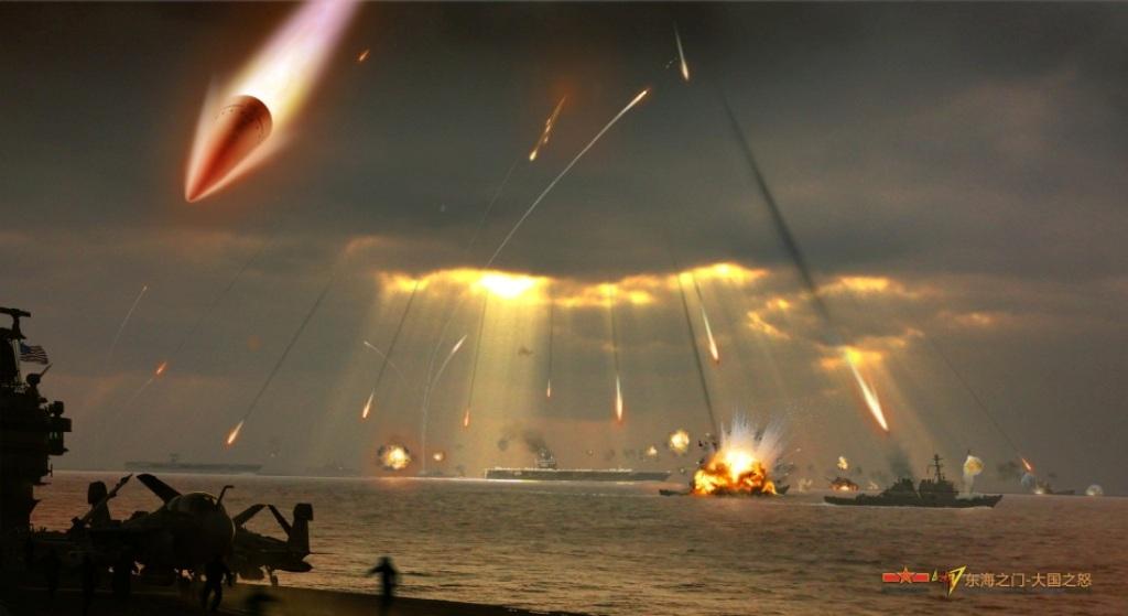 Resultado de imagen para misiles antibuque chinos