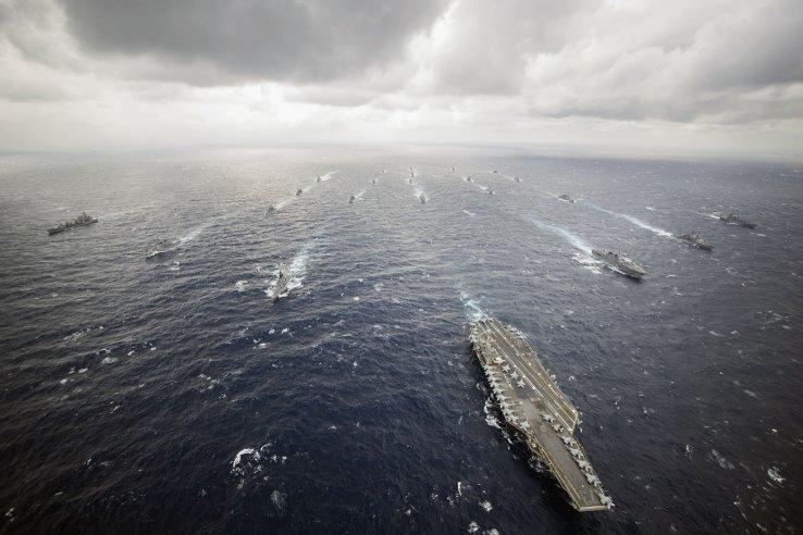 A Coreia do Sul e os EUA deram início a manobras conjuntas