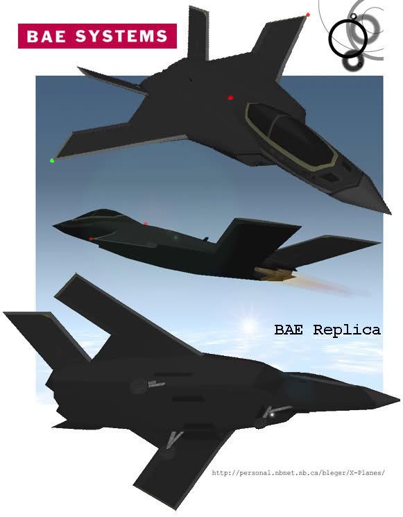 Aeronave misteriosa flagrado em na BAE Warton em 18.02.2014