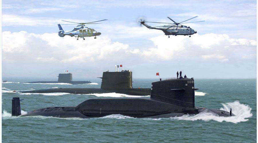 A superioridade militar dos EUA sobre a China está diminuindo