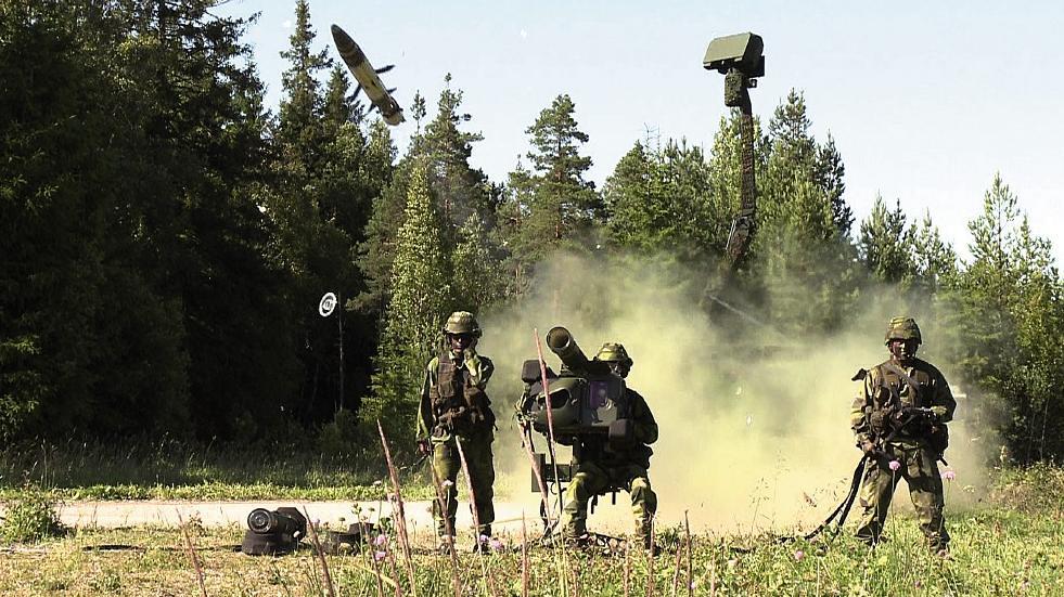 SAAB assina contrato para fornecer RBS 70 para o Exército Brasileiro (EB)