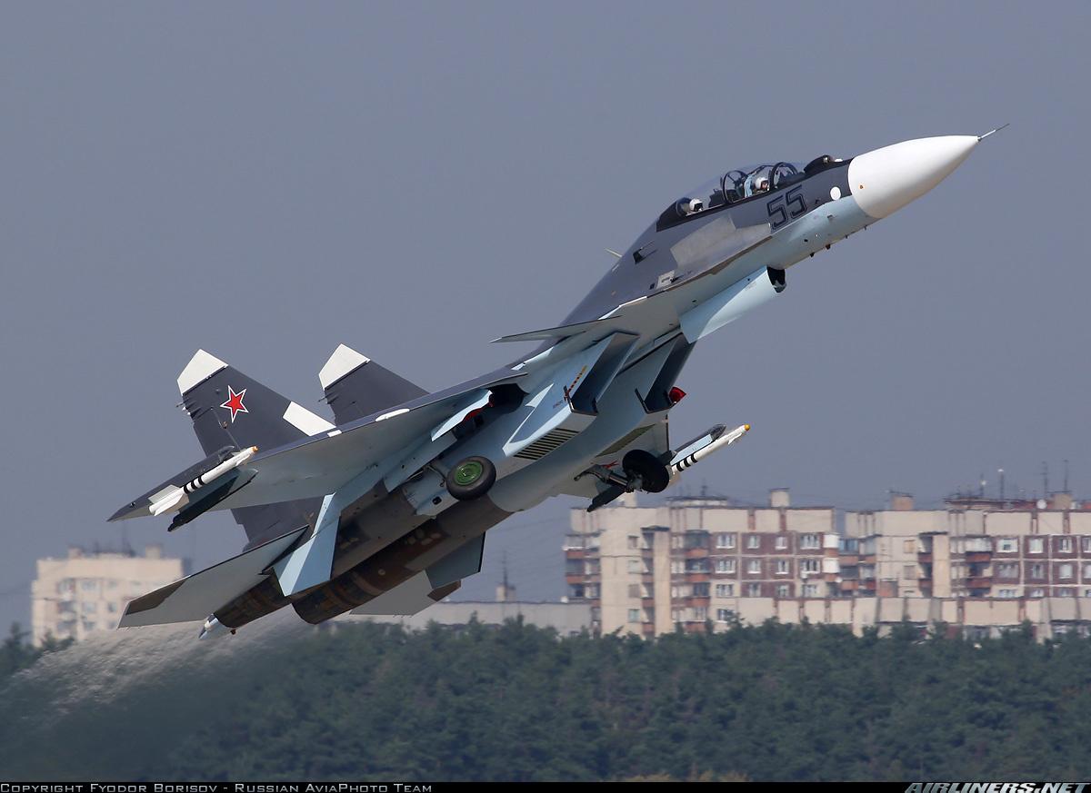 Su-30SM e Yak-130 para a Marinha Russa, Mig 29 Para a VVA e os problemas no Su-35S