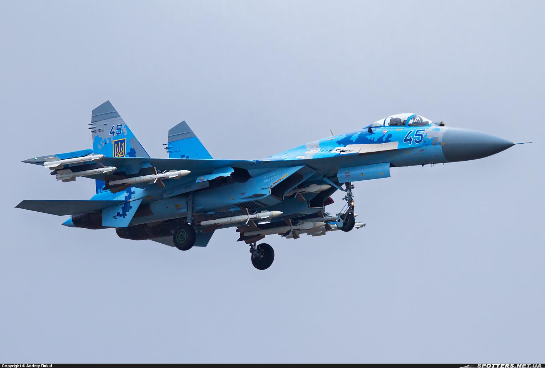 Brigada aérea passa para o lado da Crimeia